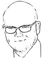 toby young cartoon